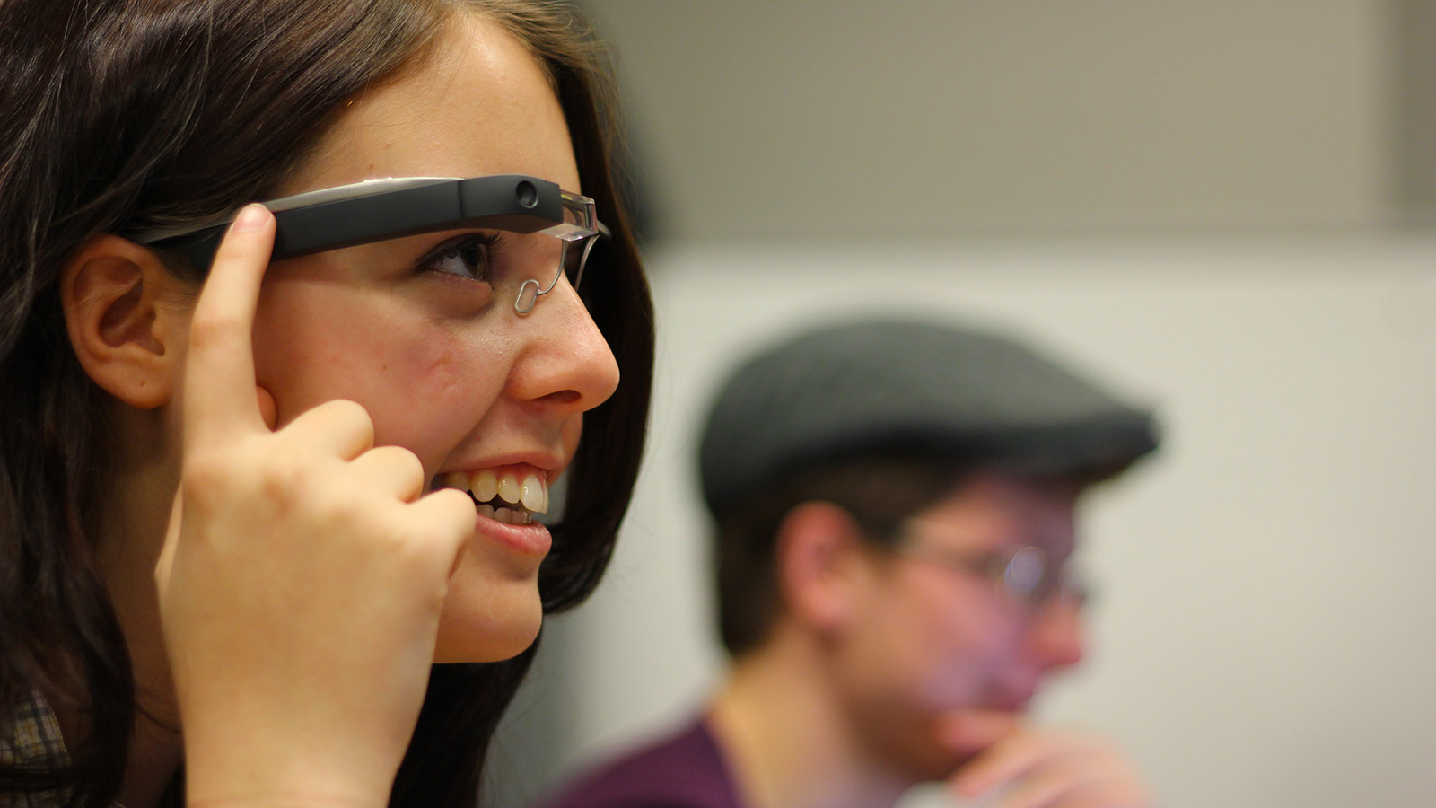 Google Glass - courtesy of CoJMC tools and technology