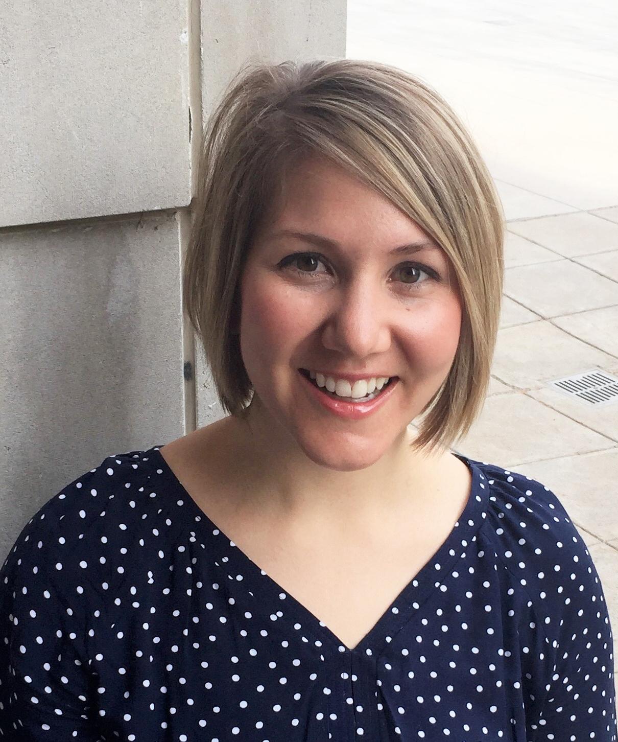 Sarah Haskell Headshot