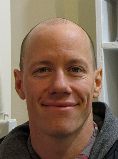 Caleb Jensen: links to Jensen alumni profile page