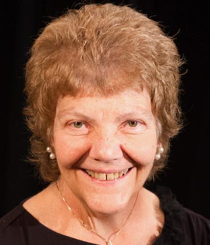 Trudy Burge: links to bio page