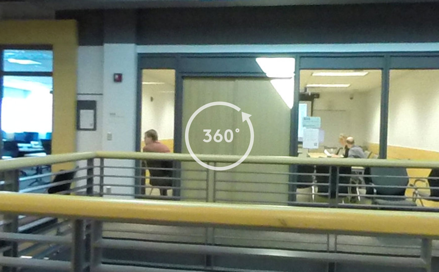 Bailey Lauerman Student Commons: links to 360 degree tour of third floor commons