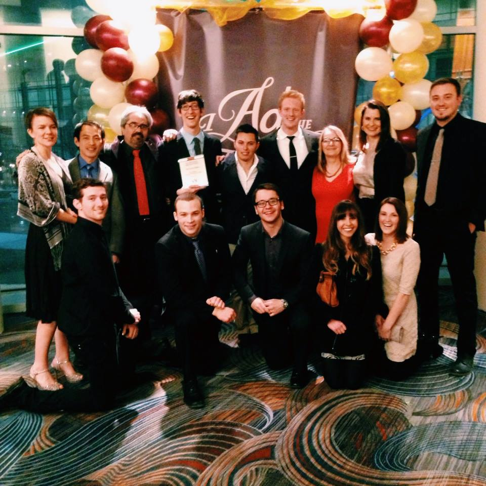 ADPR students win Best of Show at the 2014 ADDY awards