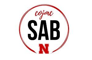 SAB Logo: links to SAB webpage