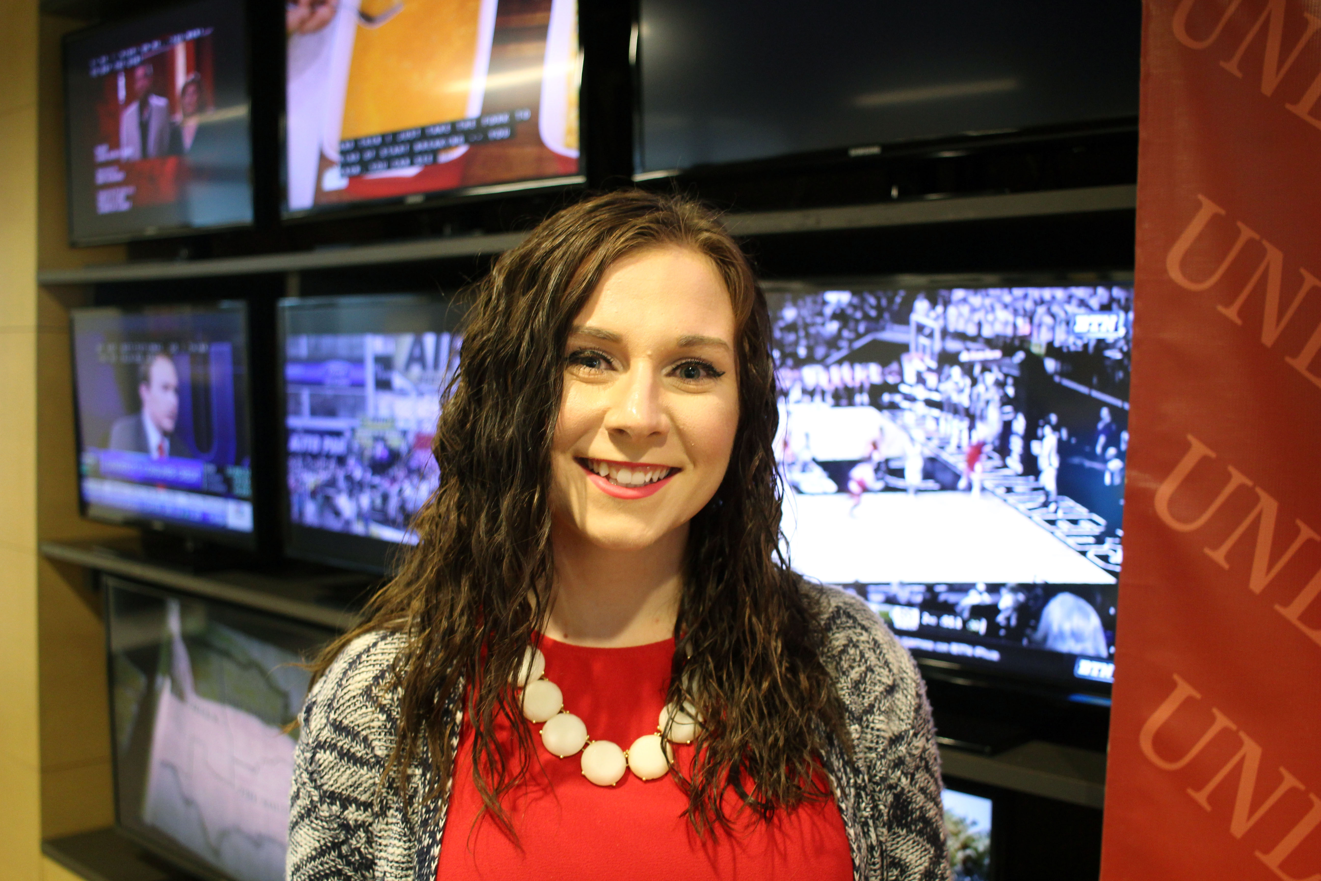 CoJMC student Bailey Hurley: links to news story