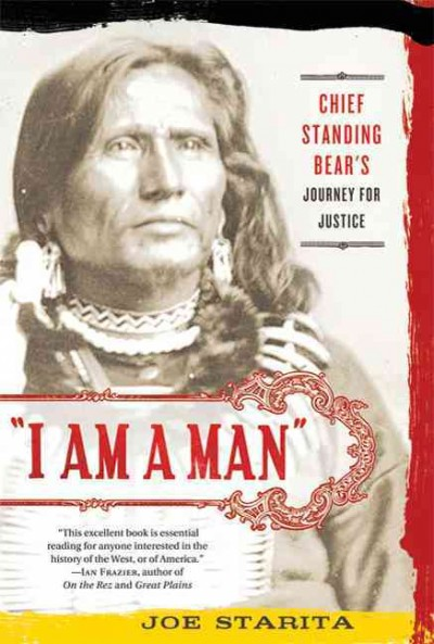 'I am A Man' selected for Nebraska 150 books: links to news story
