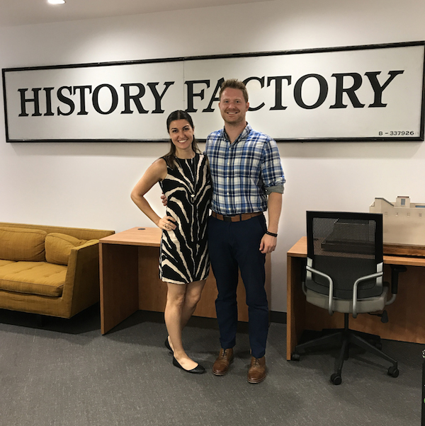 Piette and Weber, The History Factory
