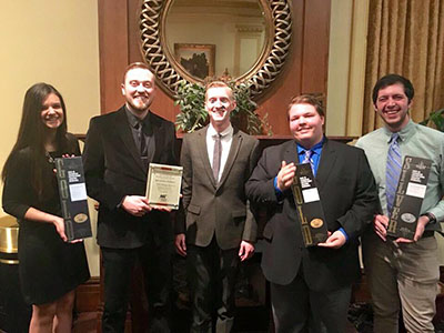 UNL CoJMC students win 6 ADDY awards: links to news story