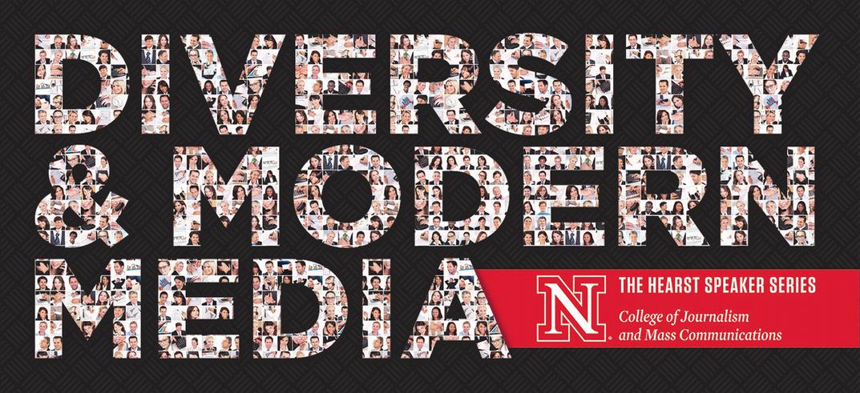 Diversity & Modern Media speaker series