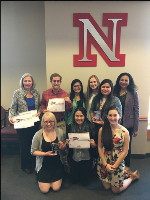 CoJMC students receive awards at the 2016 Student Impact Awards: links to news story