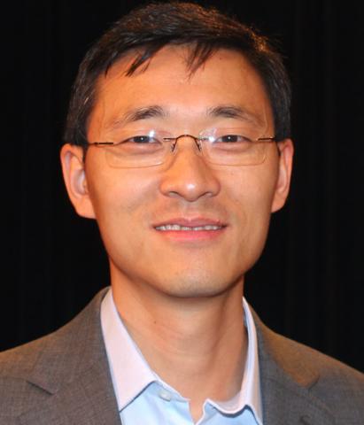 Yan Changmin portrait