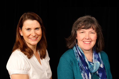 Frauke Hachtmann, Ph.D., and Mary Kay Quinlan, Ph.D