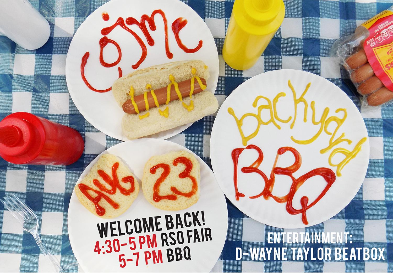 CoJMC Backyard BBQ