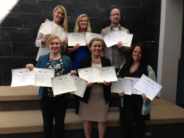CoJMC students win 10 Society of Professional Journalists Mark of Excellence Awards
