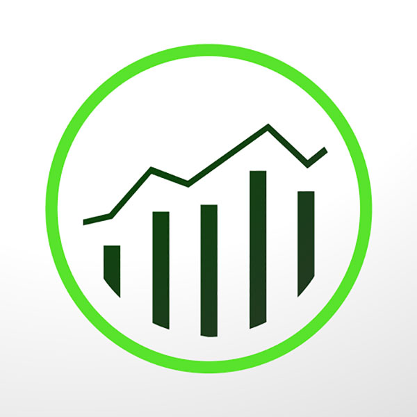 Adobe Analytics logo with graph bars