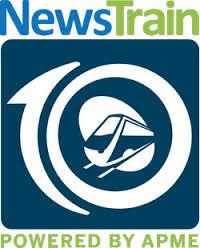 NewsTrain logo: links to news story
