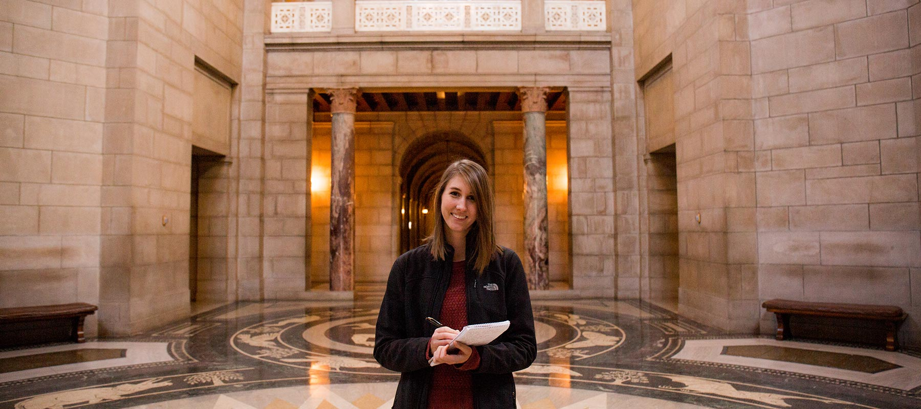 Nebraska News Service student reports on events at the state capitol