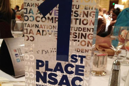 National Student Advertising Competition: links to NSAC page