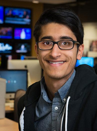 Faiz Siddiqui: links to Siddiqui student profile page