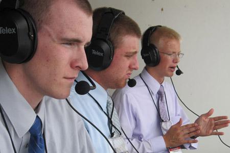 Sports Communication: links to sports communication page