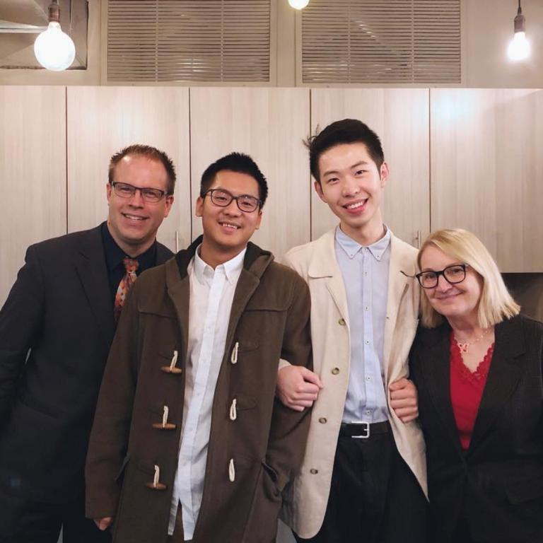 Irwin Qi: Student Spotlight