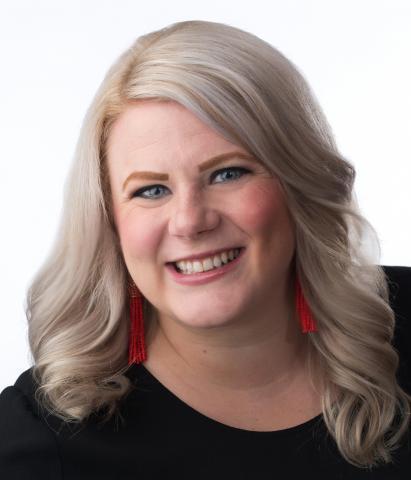 Kelli Britten, assistant professor of practice