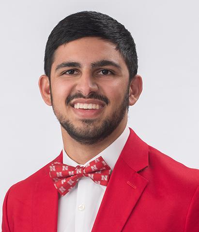 Alex Fernando, recruiting coordinator
