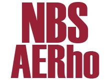 NBS AERho logo