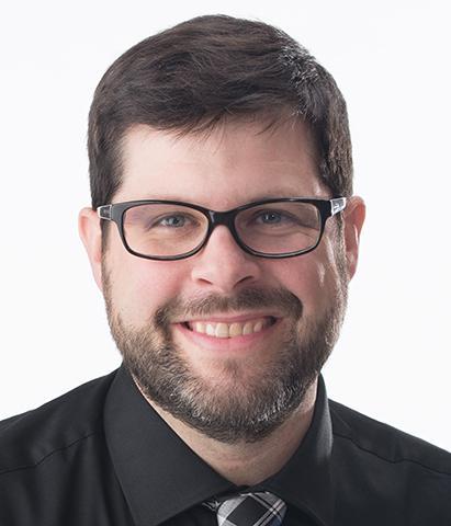 Adam Wagler, associate professor